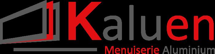 Logo de Kaluen, spécialiste de la menuiserie aluminium à Brest