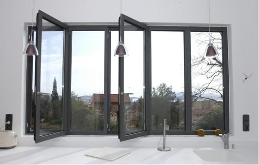 Kaluen spécialiste de la menuiserie aluminium à Brest conçoit et installe vos fenêtres et vitrages alu