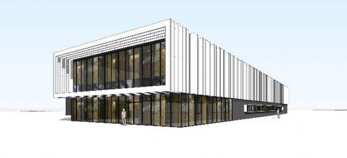 Un nouveau siège pour Kaluen, spécialiste de la menuiserie aluminium à Brest